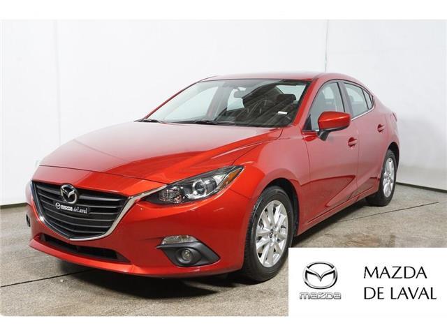 2015 Mazda Mazda3 GS (Stk: U7228) in Laval - Image 1 of 22