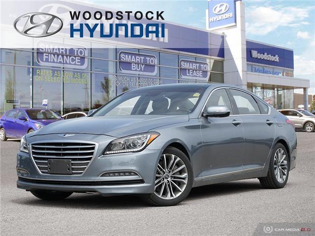 2015 Hyundai Genesis 3.8 Luxury (Stk: P1434) in Woodstock - Image 1 of 27