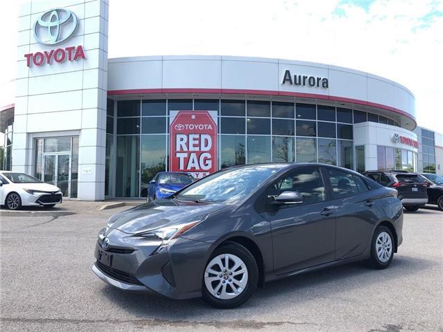 2016 Toyota Prius Base (Stk: 309761) in Aurora - Image 1 of 22