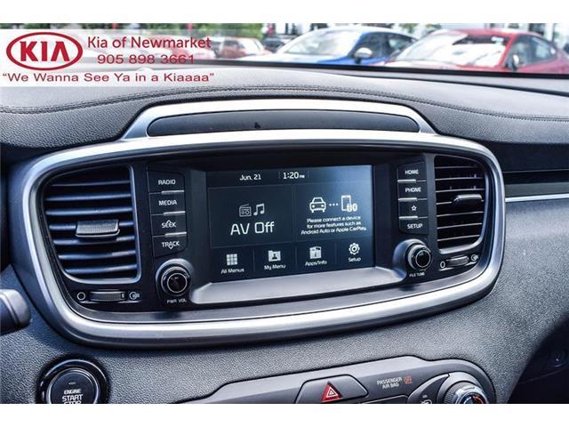 2019 Kia Sorento 2.4L LX (Stk: P0912) in Newmarket - Image 13 of 20