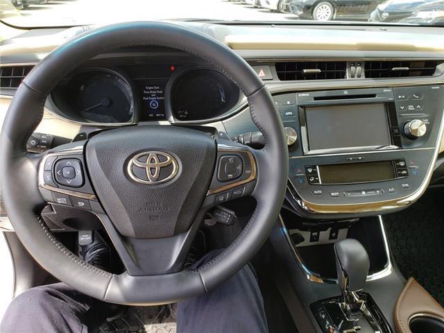 2017 Toyota Avalon  (Stk: P6843) in Etobicoke - Image 13 of 30