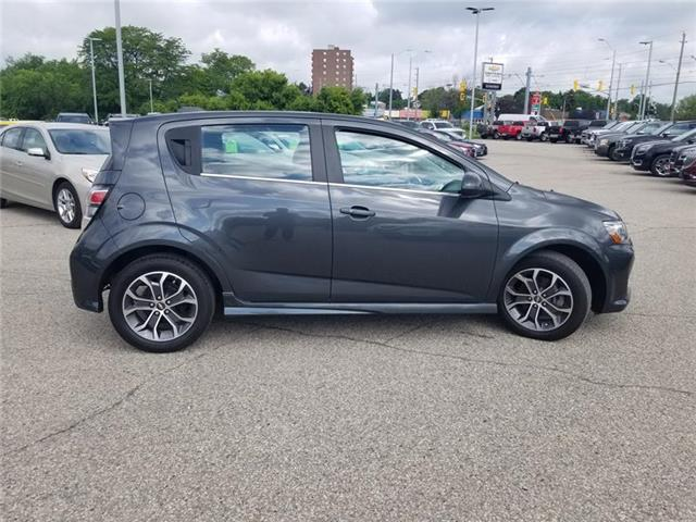2017 Chevrolet Sonic LT Auto (Stk: 197050AA) in Kitchener - Image 5 of 8