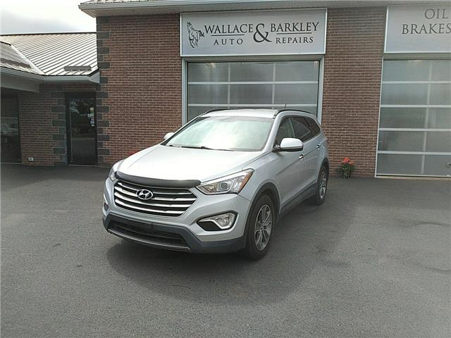 2013 Hyundai Santa Fe XL Luxury (Stk: 018218) in Truro - Image 1 of 10