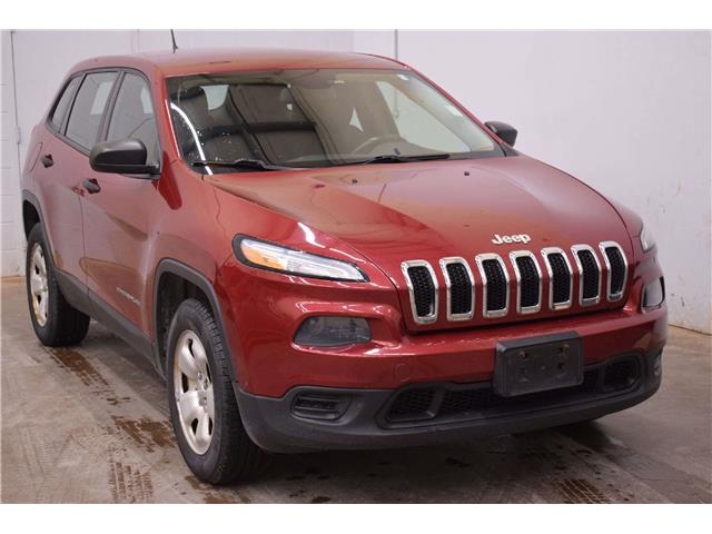 2014 Jeep Cherokee SPORT 4X4 - HTD SEATS & WHEEL * REMOTE START  (Stk: B3831A) in Cornwall - Image 2 of 30