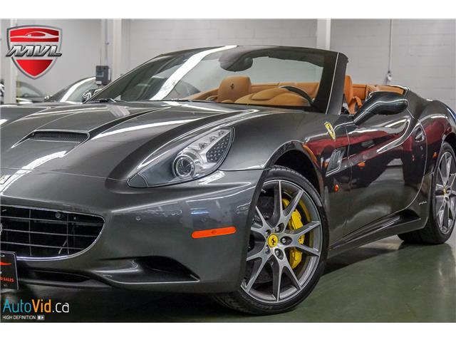 2014 Ferrari California  (Stk: ) in Oakville - Image 1 of 44