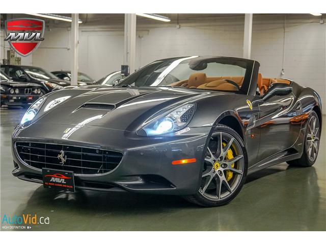 2014 Ferrari California  (Stk: ) in Oakville - Image 2 of 44
