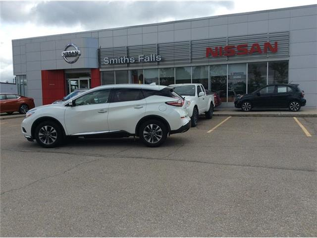 2017 Nissan Murano SL (Stk: 19-022A) in Smiths Falls - Image 1 of 13