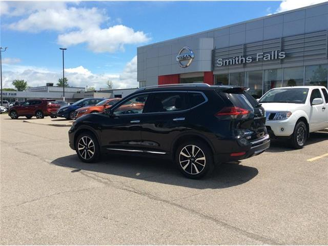 2018 Nissan Rogue SL w/ProPILOT Assist (Stk: 19-194A) in Smiths Falls - Image 8 of 13