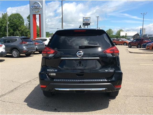 2018 Nissan Rogue SL w/ProPILOT Assist (Stk: 19-194A) in Smiths Falls - Image 9 of 13