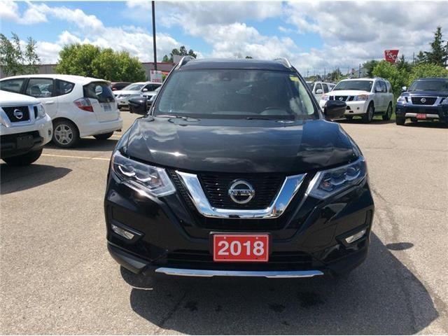 2018 Nissan Rogue SL w/ProPILOT Assist (Stk: 19-194A) in Smiths Falls - Image 10 of 13