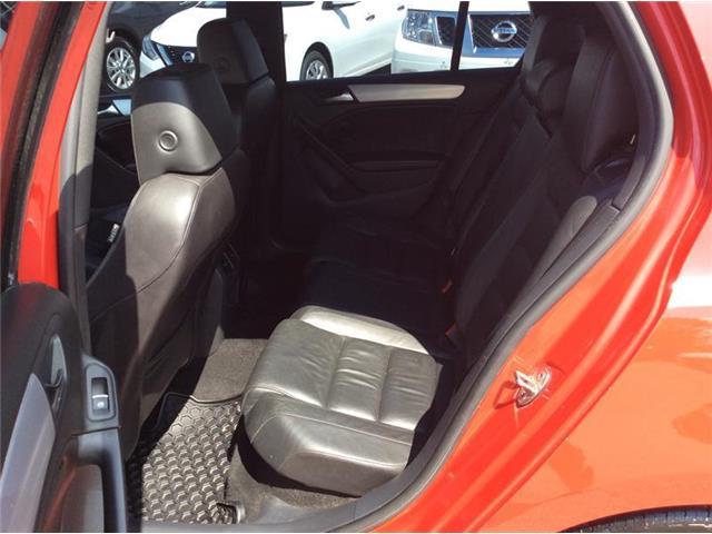 2013 Volkswagen Golf GTI 5-Door (Stk: 19-228A) in Smiths Falls - Image 7 of 13
