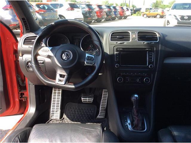 2013 Volkswagen Golf GTI 5-Door (Stk: 19-228A) in Smiths Falls - Image 8 of 13