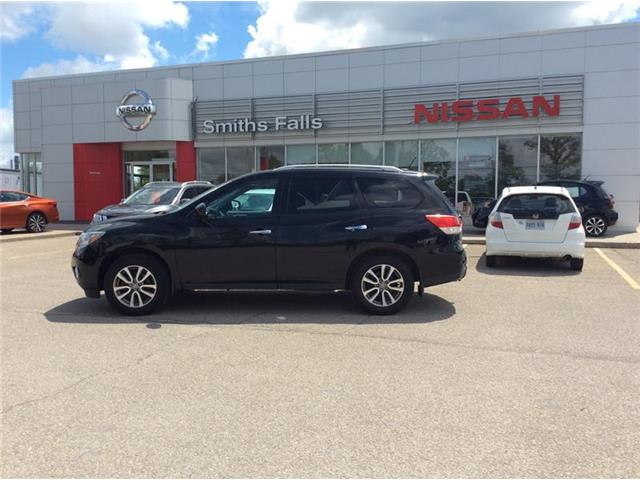 2013 Nissan Pathfinder SV (Stk: P1923A) in Smiths Falls - Image 1 of 13
