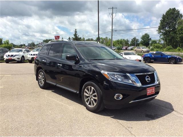 2013 Nissan Pathfinder SV (Stk: P1923A) in Smiths Falls - Image 8 of 13