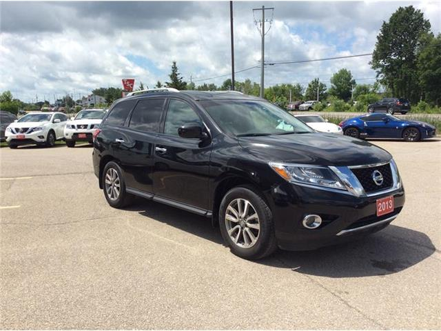 2013 Nissan Pathfinder SV (Stk: P1923A) in Smiths Falls - Image 9 of 13