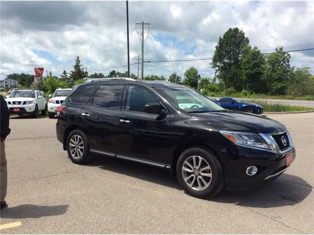 2013 Nissan Pathfinder SV (Stk: P1923A) in Smiths Falls - Image 10 of 13