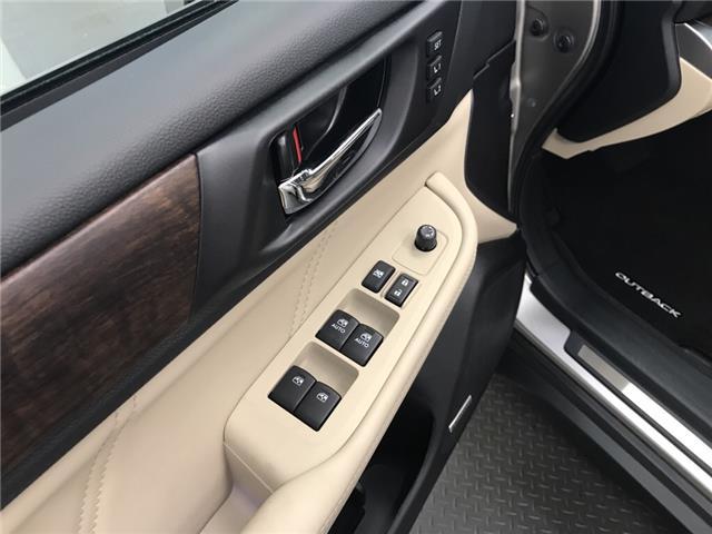 2019 Subaru Outback 3.6R Limited (Stk: 206989) in Lethbridge - Image 12 of 29