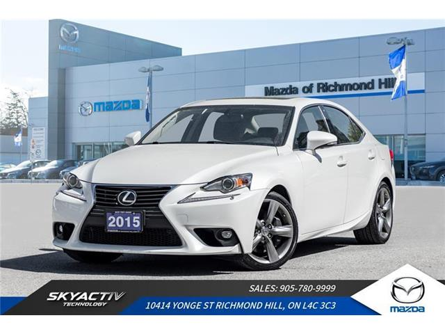 2015 Lexus IS 350 Base (Stk: 18-384AA) in Richmond Hill - Image 1 of 19