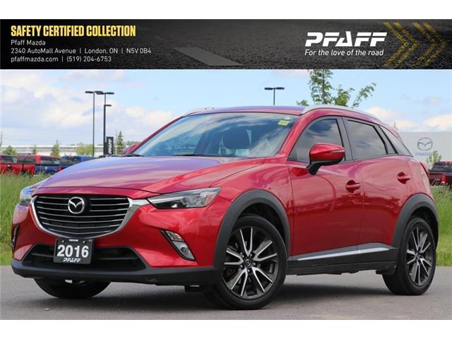 2016 Mazda CX-3 GT (Stk: MA1703) in London - Image 1 of 21