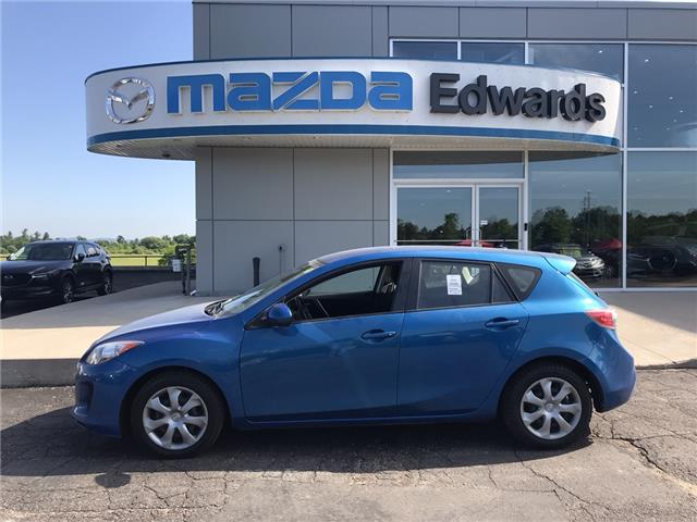 2013 Mazda Mazda3 Sport GX (Stk: 21860) in Pembroke - Image 1 of 4