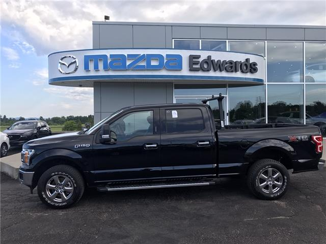 2018 Ford F-150 XLT (Stk: 21861) in Pembroke - Image 1 of 5