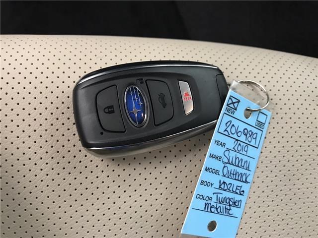 2019 Subaru Outback 3.6R Limited (Stk: 206989) in Lethbridge - Image 28 of 29