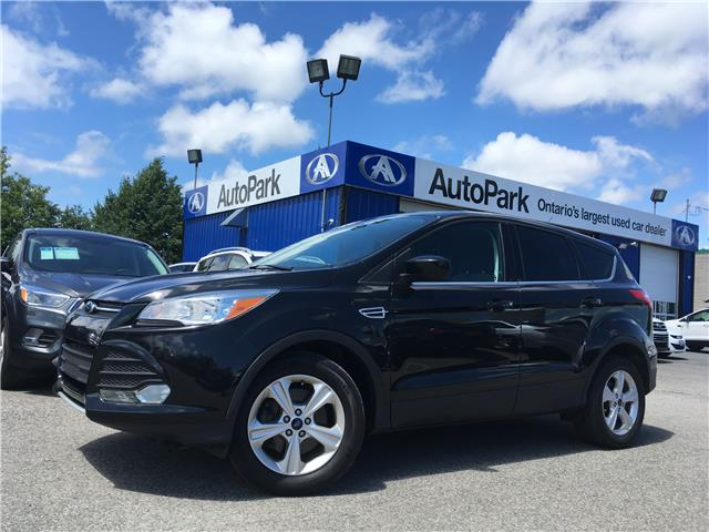 2015 Ford Escape SE (Stk: 15-15823) in Georgetown - Image 1 of 22