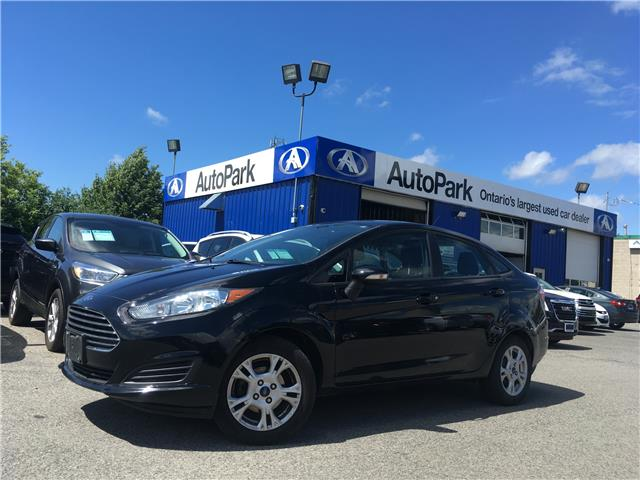 2016 Ford Fiesta SE (Stk: 16-09493) in Georgetown - Image 1 of 21