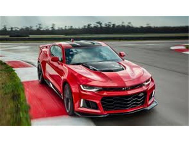 2020 Chevrolet Camaro Zl1 Coupe Zl1 Order Your 2020 Camaro
