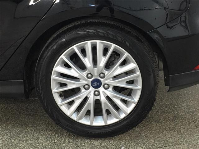 2018 Ford Focus Titanium (Stk: 35207W) in Belleville - Image 23 of 27