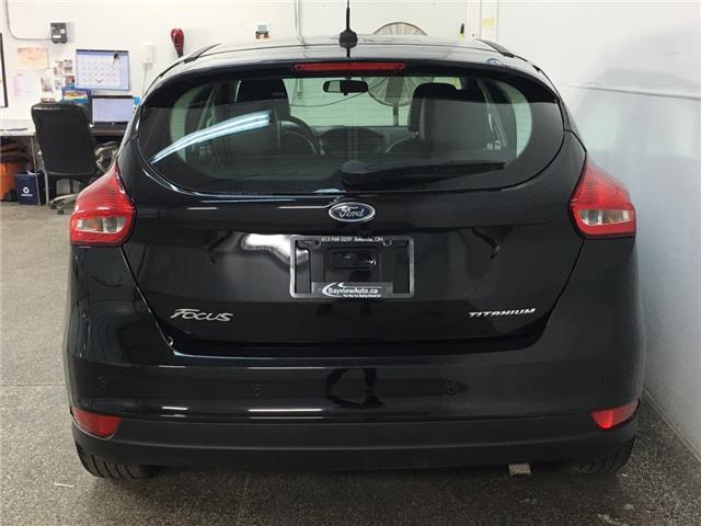 2018 Ford Focus Titanium (Stk: 35207W) in Belleville - Image 6 of 27