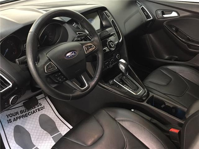 2018 Ford Focus Titanium (Stk: 35207W) in Belleville - Image 17 of 27