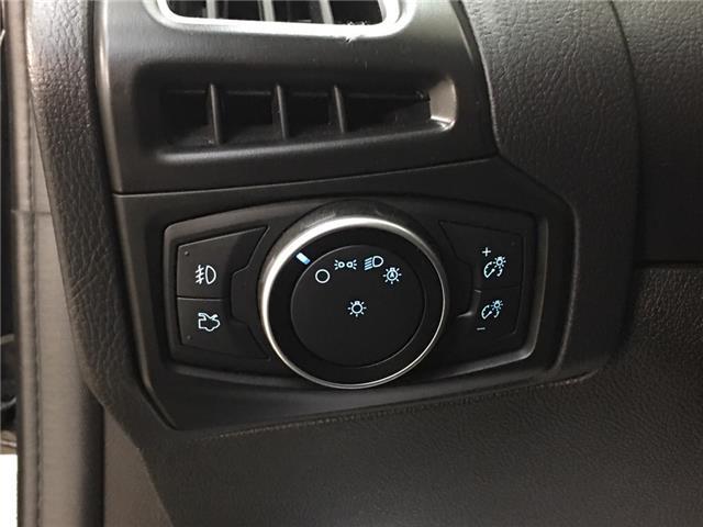2018 Ford Focus Titanium (Stk: 35207W) in Belleville - Image 20 of 27