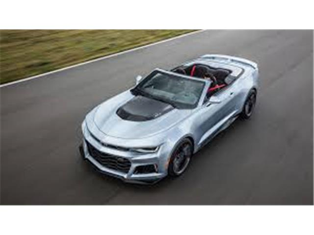 2020 Chevrolet CAMARO ZL1 CONVERTIBLE ZL1 (Stk: ZL1002) in Oshawa - Image 1 of 1