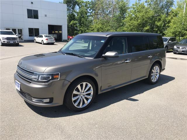 2013 Ford Flex Limited (Stk: 19341A) in Smiths Falls - Image 1 of 13