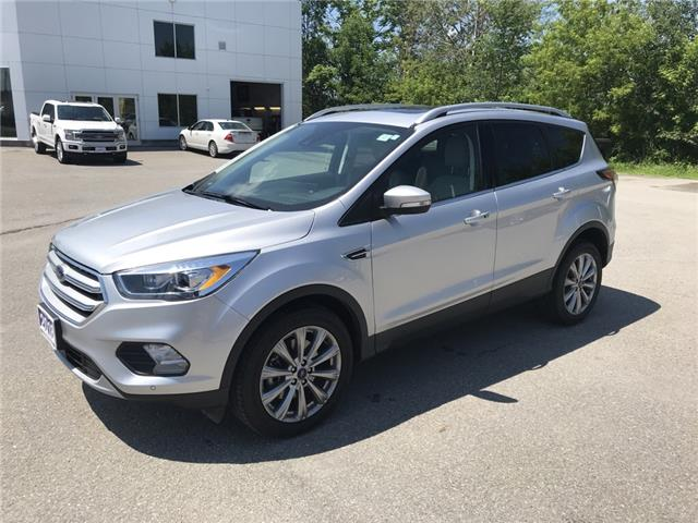 2018 Ford Escape Titanium (Stk: A5924) in Smiths Falls - Image 1 of 11