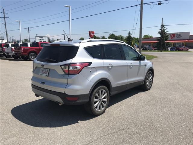 2018 Ford Escape Titanium (Stk: A5924) in Smiths Falls - Image 5 of 11