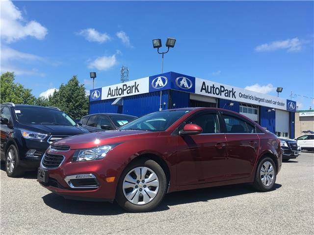 2016 Chevrolet Cruze Limited 1LT (Stk: 16-46056) in Georgetown - Image 1 of 21
