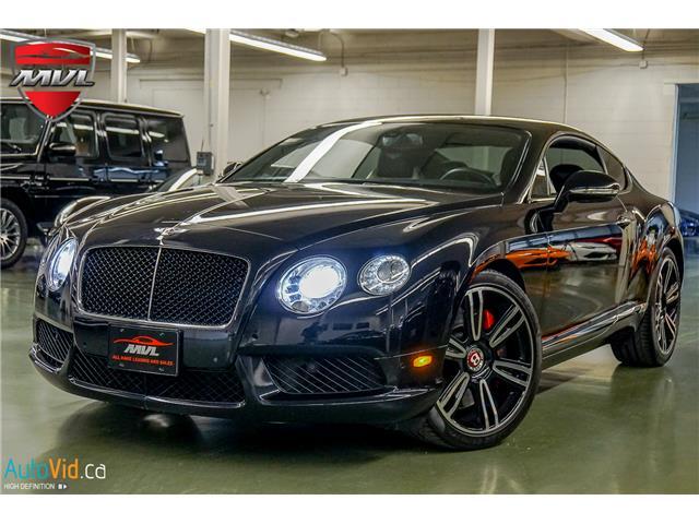 2014 Bentley Continental GT V8 S (Stk: ) in Oakville - Image 2 of 35