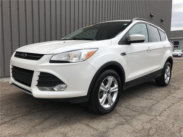 2015 Ford Escape SE (Stk: U3462) in Charlottetown - Image 1 of 21