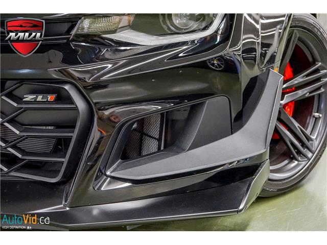 2019 Chevrolet Camaro ZL1 (Stk: ) in Oakville - Image 13 of 39