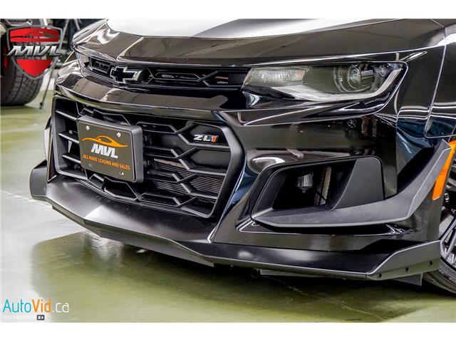 2019 Chevrolet Camaro ZL1 (Stk: ) in Oakville - Image 10 of 39