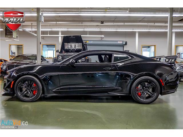 2019 Chevrolet Camaro ZL1 (Stk: ) in Oakville - Image 3 of 39