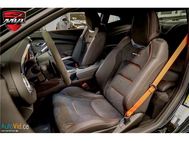 2019 Chevrolet Camaro ZL1 (Stk: ) in Oakville - Image 21 of 39