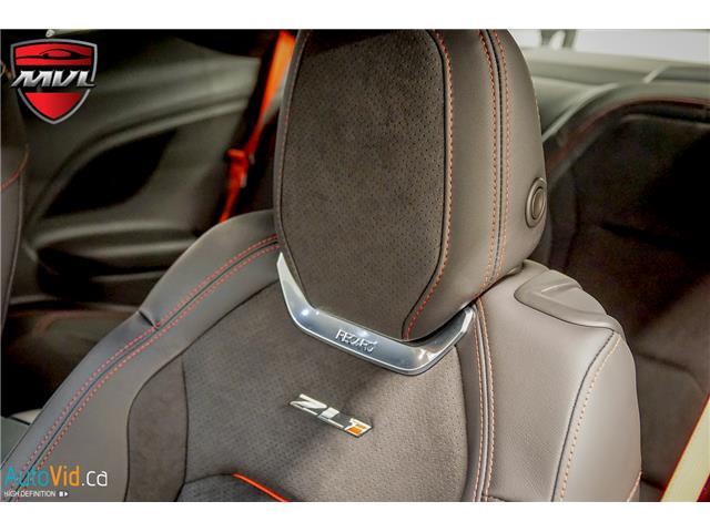 2019 Chevrolet Camaro ZL1 (Stk: ) in Oakville - Image 22 of 39