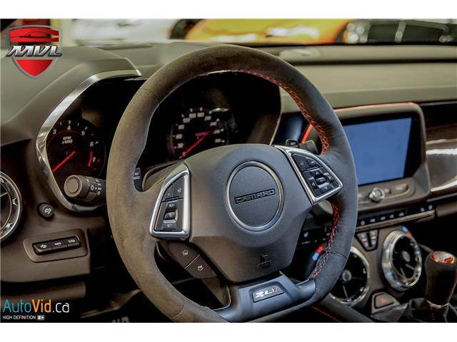 2019 Chevrolet Camaro ZL1 (Stk: ) in Oakville - Image 27 of 39