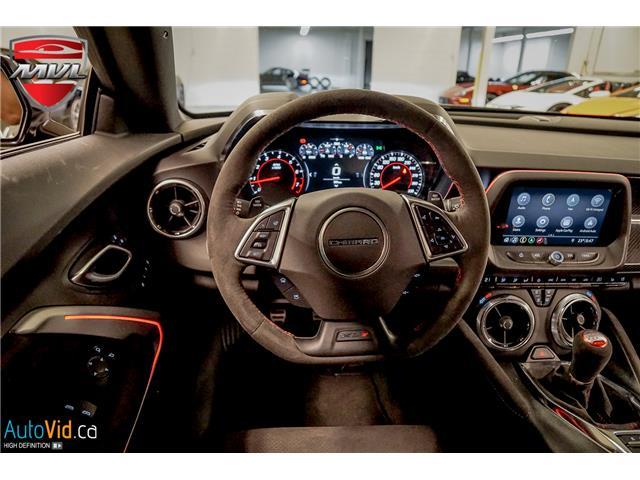 2019 Chevrolet Camaro ZL1 (Stk: ) in Oakville - Image 24 of 39