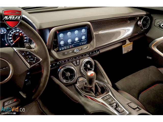 2019 Chevrolet Camaro ZL1 (Stk: ) in Oakville - Image 30 of 39
