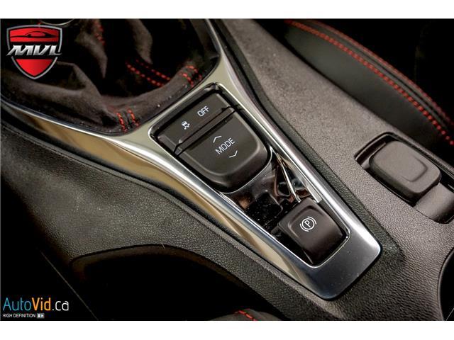 2019 Chevrolet Camaro ZL1 (Stk: ) in Oakville - Image 34 of 39