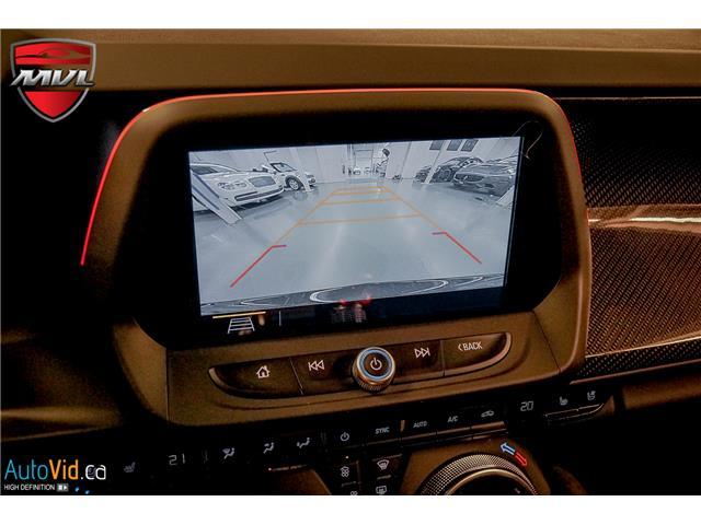 2019 Chevrolet Camaro ZL1 (Stk: ) in Oakville - Image 32 of 39